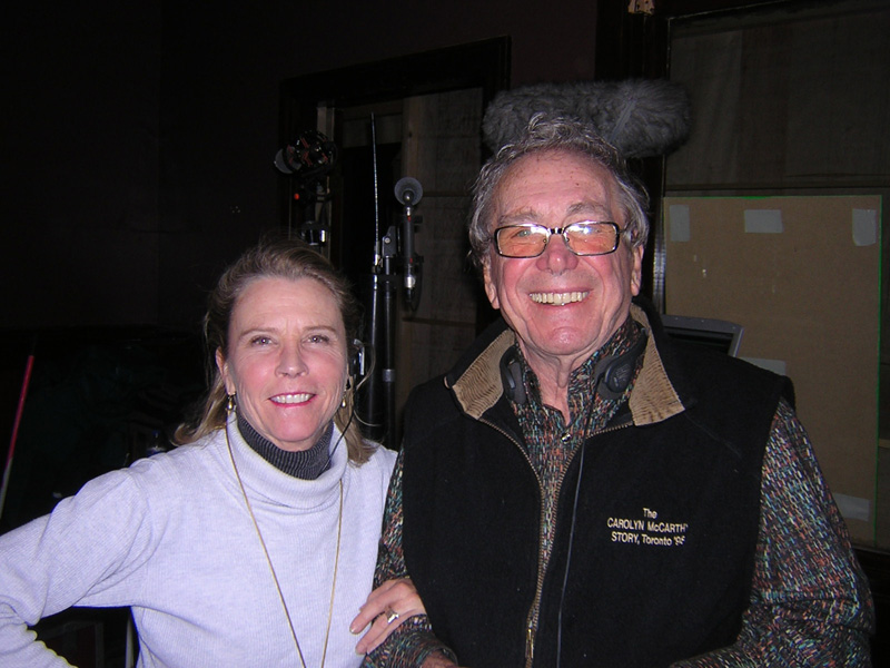 Joanne with Joeseph Sargent